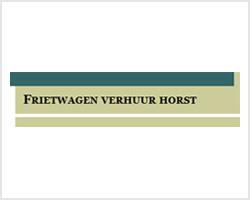 Frietwagen verhuur Horst